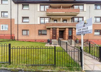 Thumbnail 2 bed flat for sale in Pendeen Road, Glasgow