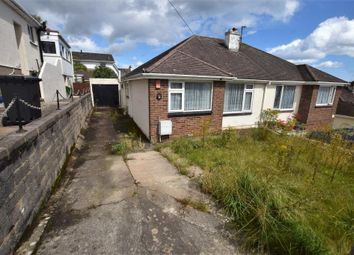 Thumbnail 2 bed semi-detached bungalow for sale in Rossall Drive, Paignton, Devon