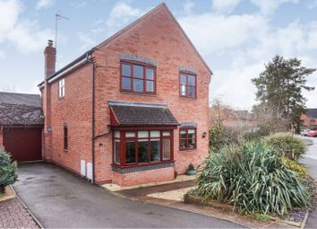 Thumbnail 4 bed detached house for sale in Hanbury Croft, Bromsgrove