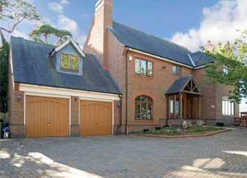Thumbnail 5 bed detached house for sale in Hassall Mews, Rearsby, Leicester, Leicestershire
