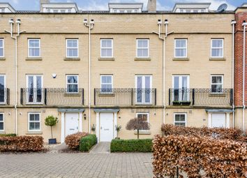 Thumbnail 5 bedroom town house for sale in Phillipa Flowerday Plain, Norwich, Norfolk
