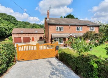 Thumbnail 4 bed detached house for sale in Longbank, Bewdley