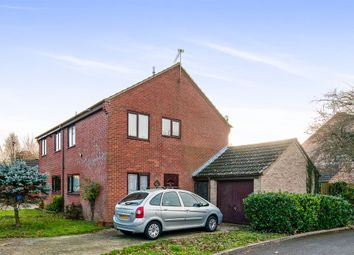 Thumbnail 3 bedroom semi-detached house for sale in Browse Close, Bury St. Edmunds