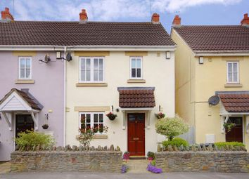 Thumbnail 4 bedroom town house for sale in Christchurch Avenue, Downend, Bristol