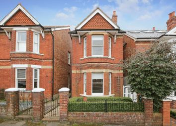 Thumbnail 4 bed detached house to rent in Prospect Road, Southborough, Tunbridge Wells