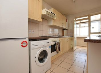 Thumbnail 3 bed flat to rent in Harrow Road, Wembley, Middlesex