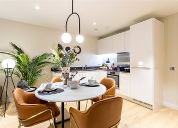 Thumbnail 3 bed flat for sale in Tnq, 52 Capitol Way, London