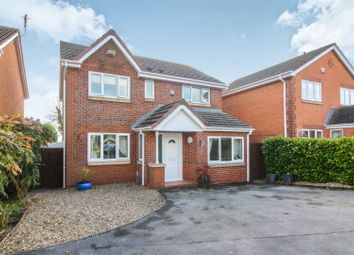 Thumbnail 4 bed detached house for sale in Inglefield Close, Beverley