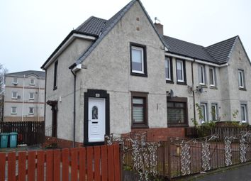 Thumbnail 2 bed flat for sale in Dean Street, Bellshill