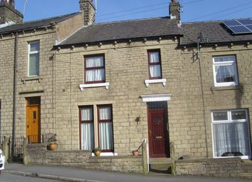 Thumbnail 3 bed terraced house to rent in Station Road, Marsden, Huddersfield