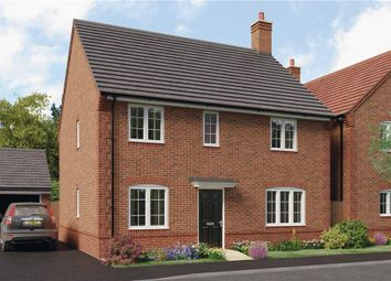 "Thumbnail 4 bed detached house for sale in ""Lily"" at Didcot"