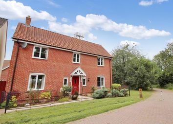 Thumbnail 4 bed detached house for sale in Washington Drive, Watton