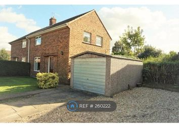 Thumbnail 3 bed semi-detached house to rent in Stafford Avenue, Newark