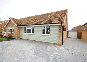 Thumbnail 2 bed semi-detached bungalow to rent in Gatefield Close, Walton On The Naze
