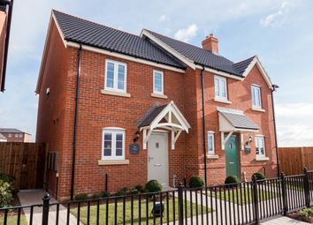 Thumbnail 2 bed terraced house for sale in Field Drive, Boston