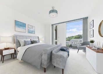 Thumbnail 3 bed flat for sale in Harrow Square, College Road, London