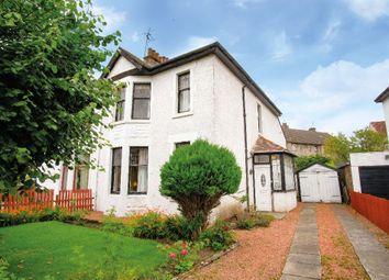 Thumbnail 4 bed semi-detached house for sale in Forfar Avenue, Cardonald, Glasgow