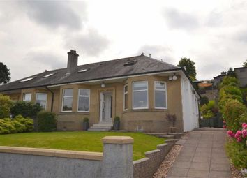 Thumbnail 3 bed semi-detached bungalow for sale in Welbeck Street, Greenock