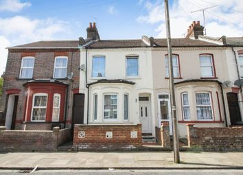 Thumbnail 3 bedroom terraced house for sale in Malvern Road, Luton