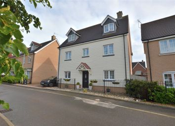 5 bed detached house for sale in Clarke Close, Stansted CM24