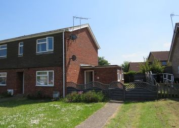 Thumbnail 2 bed maisonette to rent in Cranfield Way, Buckden, St. Neots