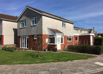 Thumbnail 4 bed property for sale in Channel Close, Rhoose, Barry