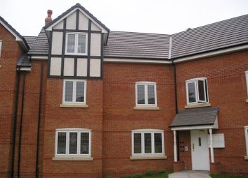 Thumbnail 2 bed flat to rent in Lister Grove, Blythe Bridge, Stoke-On-Trent