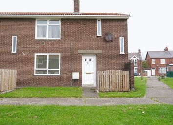 Thumbnail 1 bed flat for sale in Red House Farm Estate, Bedlington
