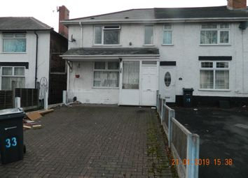 Thumbnail 3 bed semi-detached house to rent in St. Josephs Road, Ward End, Birmingham