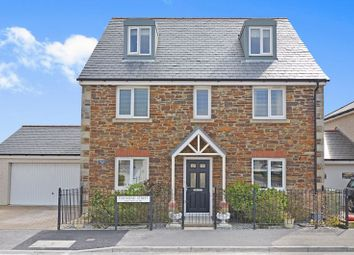 Thumbnail 5 bed detached house for sale in Townsend Street, Truro