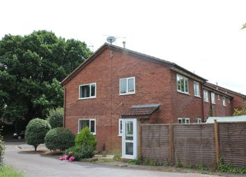 Thumbnail 1 bed semi-detached house to rent in Orchid Close, Taunton