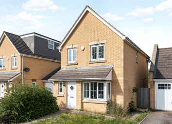 Thumbnail 3 bed detached house for sale in Barkway Drive, Farnborough, Orpington, Kent