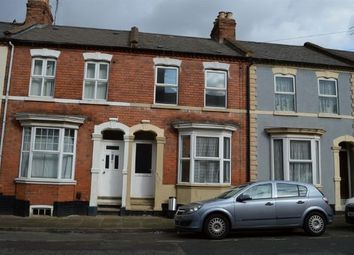 Thumbnail 3 bed terraced house to rent in Connaught Street, The Mounts, Northampton