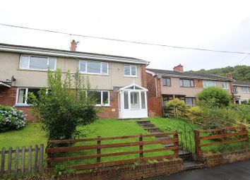 Thumbnail 3 bed semi-detached house for sale in Brodawel, Llanwrda
