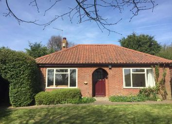 Thumbnail 3 bedroom bungalow for sale in Happisburgh, Norwich, Norfolk