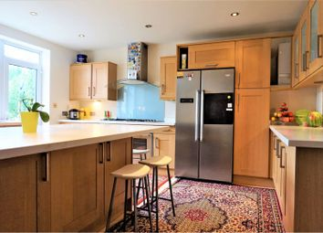 Thumbnail 4 bed semi-detached house for sale in Broke Farm Drive, Orpington
