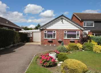 Thumbnail 2 bed detached bungalow for sale in Laneside Drive, Hinckley