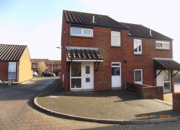 Thumbnail 3 bed semi-detached house to rent in Pendle Court, Wesham, Preston