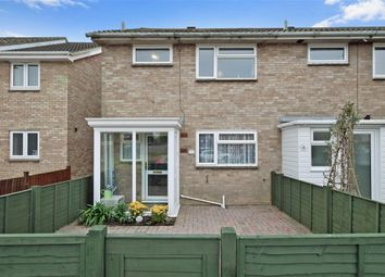 Thumbnail 3 bed end terrace house for sale in Blenheim Road, Yapton, Arundel, West Sussex