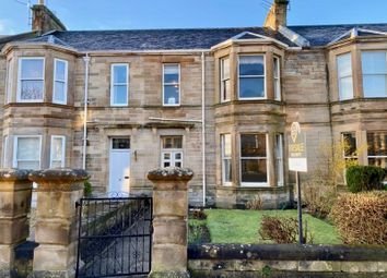 Thumbnail 2 bed flat for sale in Bellevue Crescent, Ayr