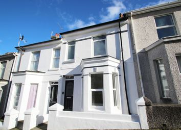 Thumbnail 3 bedroom terraced house for sale in Lipson, Plymouth, Devon