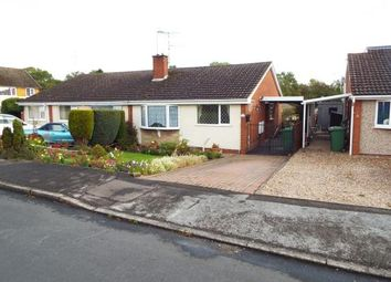 Thumbnail 2 bed bungalow for sale in Tantum Avenue, Loscoe, Heanor, Derbyshire