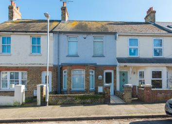 2 bed terraced house for sale in Linksfield Road, Westgate-On-Sea CT8