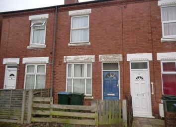 Thumbnail 2 bedroom terraced house for sale in Orwell Road, Coventry