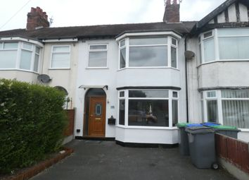 Thumbnail 4 bed terraced house for sale in Warbreck Hill Road, Blackpool