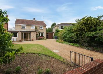 Thumbnail 3 bedroom detached house for sale in St. Albans Road, Cambridge