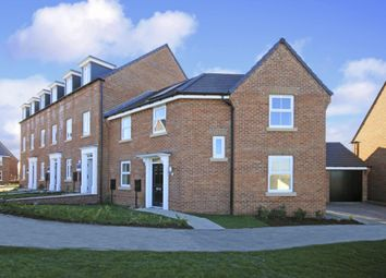 "Thumbnail 3 bed semi-detached house for sale in ""Fairway"" at Albert Hall Place, Coalville"