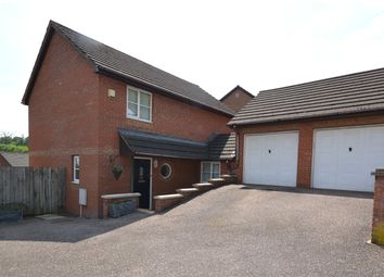 Thumbnail 4 bed detached house for sale in St. Peters Mount, Exeter