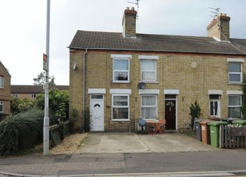Thumbnail 2 bedroom end terrace house for sale in Dogsthorpe Road, Peterborough