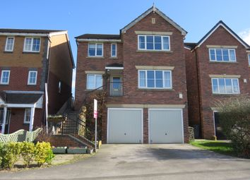 Thumbnail 4 bed detached house for sale in Parkland View, Lundwood, Barnsley
